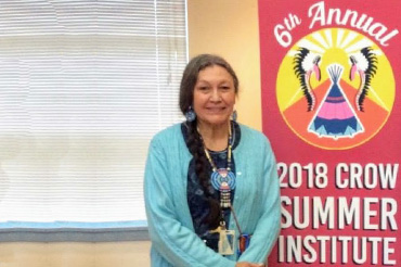 2018 Crow Summer Institute - Janine Pease
