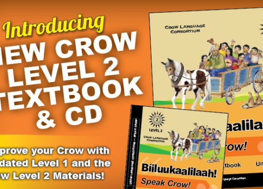 New Crow Materials